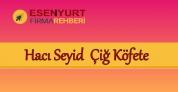 Hacı Sayid Çiğ Köfte