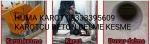 HÜMA KAROT 05333395609 KAROTÇU