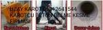 UZAY KAROT 05312641544 KAROTÇU BETON DELME KESME